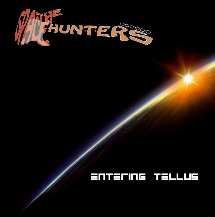CD-omslaget Entering Tellus, skapat av Fredrik Strandberg