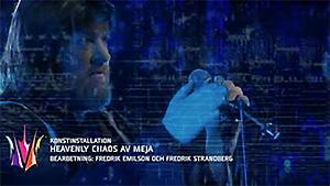 Melodifetivalen 2012 med Fredrik Strandberg